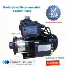 [FREE DELIVERY] Tsunami Booster Pump CMH2-50K
