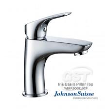 Johnson Suisse Iris Basin Pillar Tap