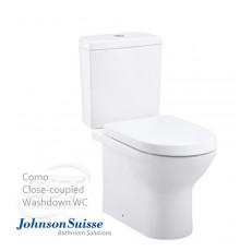 Johnson Suisse Como Close-coupled WC