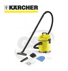 KARCHER WD1 WET & DRY VACUUM CLEANER(PRE ORDER)