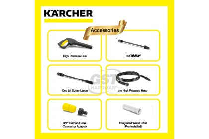 Karcher K2.050 High Pressure Washer | Water Jet High Pressure | Waterjet | High Pressure Cleaner