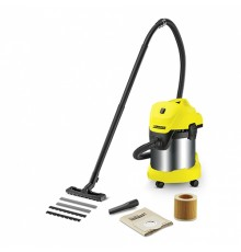 WD3 PREMIUM KARCHER WET & DRY VACUUM CLEANER