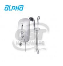ALPHA SMART-18I SHOWER HEATER PUMP(WHITE)