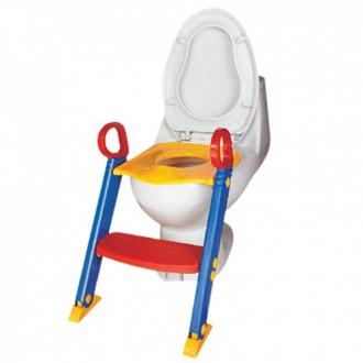 LOZ CHILDREN'S FOLDABLE TOILET TRAINER KIT WITH LADDER