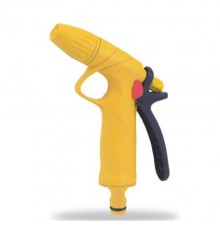 DY2071D DAYE ADJUSTABLE SPRAY GUN YELLOW/BLUE/RED