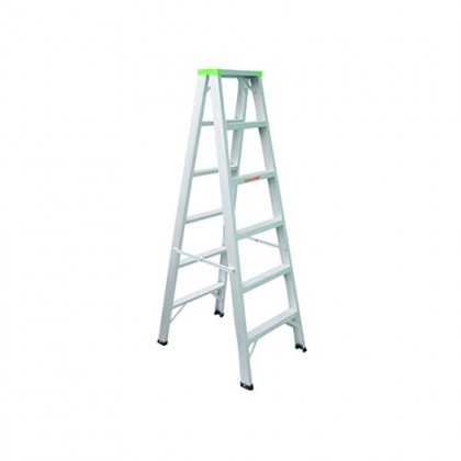 6 STEP EVERLAS DOUBLE SIDED L/D LADDER