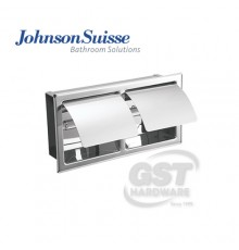 JOHNSON SUISSE COMMERCIAL DOUBLE SEMI RECESSED