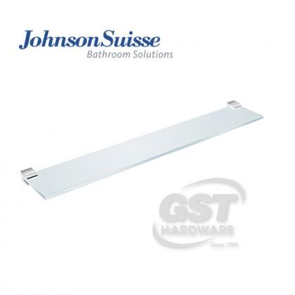 JOHNSON SUISSE PURE GLASS SHELF,60CM