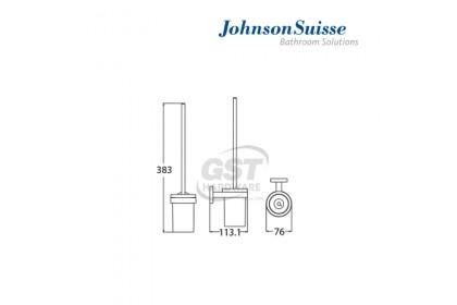 Johnson Suisse Trendy Toilet Brush | Bathroom Brush | Toilet Cleaner Brush | Toilet Accessories
