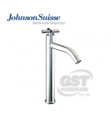 JOHNSON SUISSE ASTI 1/2 TALL BASIN TAP WITHOUT POP UP WASTE