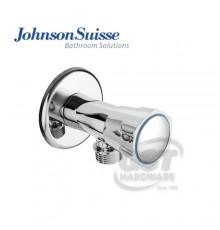 JOHNSON SUISSE RAVENNA 1/2 ANGLE VALVE WITH FLANGE