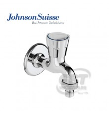 JOHNSON SUISSE RAVENNA WASHING MACHINE TAP WITH SCREW COLLAR