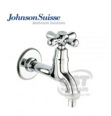 "JOHNSON SUISSE TOSCANA 1/2"" WASHING MACHINE TAP WITH SCREW"