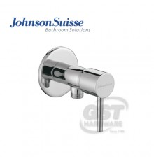 "JOHNSON SUISSE TREVI 1/2"" ANGLE VALVE WITH FLANGE"