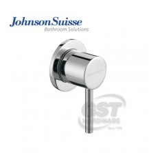"JOHNSON SUISSE TREVI 1/2""CONCEALED STOP VALVE WITH FLANGE"