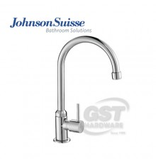 "JOHNSON SUISSE TREVI 1/2""DECK-MOUNTED SINK TAP WITH SWIVEL"