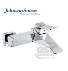 JOHNSON SUISSE TIRANO SINGLE LEVER WALL-MOUNTED BATH SHOWER