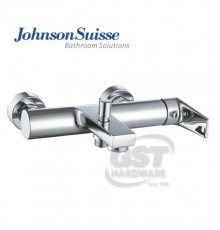 JOHNSON SUISSE MESSINA SINGLE LEVER WALL MOUNTED BATH SHOWER