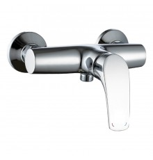 IRIS JOHNSON SUISSE SINGLE LEVER WALL-MOUNTED SHOWER MIXER