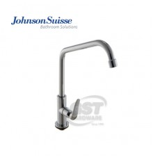"""JOHNSON SUISSE FERMO 1/2""""DECK-MOUNTED SINK TAP WITH SWIVEL"""