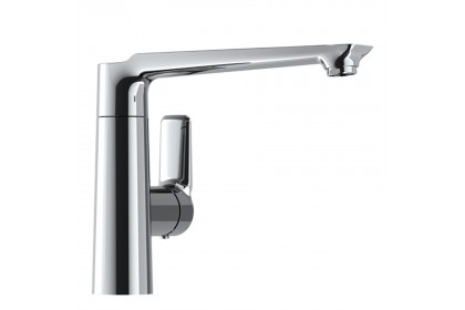 *STOCK CLEAEANCE* JOHNSON SUISSE PRETTY SINGLE LEVER SINK MIXER WITH SWIVEL SPOUT(WHILE STOCKS LAST)