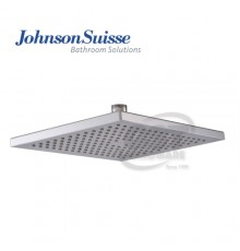 JOHNSON SUISSE FLORES II  FIXED ROUND SHOWER HEAD WITH SINGLE
