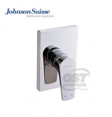 JOHNSON SUISSE MISANO SINGLE LEVER CONCEALED SHOWER TAP