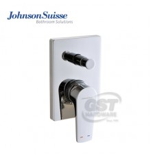 JOHNSON SUISSE MISANO SINGLE LEVER CONCEALED BATH-SHOWER MIXER