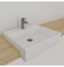 GEMELLI WBAAGM101WW J.S SQUARE SEMI-RECESSED