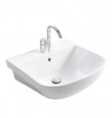 .PAVIA WBVC950093WW J.S SEMI-RECESSED BASIN SET