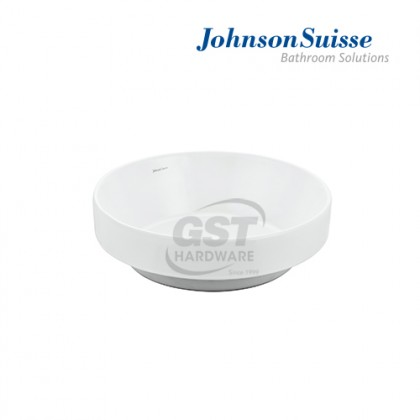JOHNSON SUISSE GEMELLI ROUND 400MM SEMI INSERT BASIN