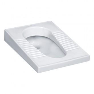 J.S WBACAM000WW WHITE ANDERMATT SQUATTING PAN