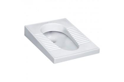 JOHNSON SUISSE WHITE ANDERMATT SQUATTING PAN