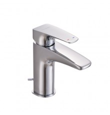 JOHNSON SUISSE FELINO SINGLE LEVER BASIN MIXER W 11/4