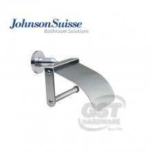 JOHNSON SUISSE COMMERCIAL TOILET ROLL HOLDER