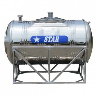 HS60(600LTS)STAR S/S TANK(0.8MM)(TIDUR)