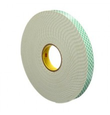 XNS-12MM X 32M 3M 4026 DOUBLE SIDED FOAM TAPE