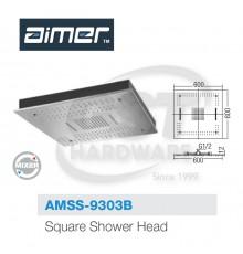 AMMS-9303B AIMER SQUARE SHOWER HEAD