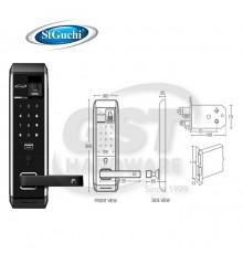 SGDL-TF100 ST GUCHI SMART DIGITAL DOOR LOCK