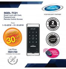 SGDL-TC21 ST GUCHI DDL MORTICE DIGITALLOCK