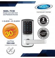 SGDL-TC30 ST GUCHI SMART DIGITAL DOOR LOCK