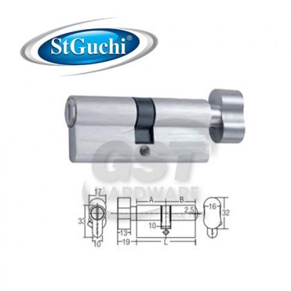 SGSC 70 S3535/SN ST GUCHI EURO PROFILE CYLINDER
