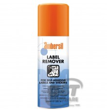 200ML AMBERSIL LABEL REMOVER