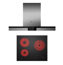 Fotile- EEG60301(NEW) FOTILE HOB + EMS9020 HOOD
