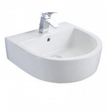 RAGUSA 505 WBSC950037WW JOHNSON SUISSE WALL HUNG BASIN ONLY