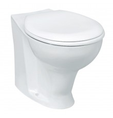 JOHNSON SUISSE SHEFFIELD BO/TI-NON SOFT CLOSE BACK TO WALL WC SET