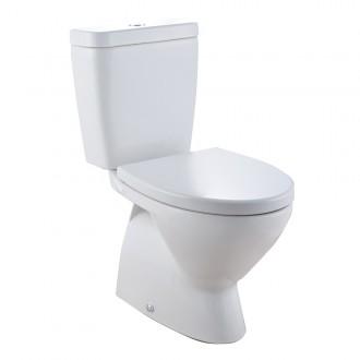 JOHNSON SUISSE BERGAMO WBSEBO221WW BO 6/3L-SOFT CLOSE WC SET