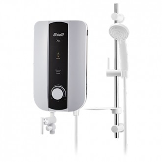 ALPHA WATER HEATER X5E (WHITE)