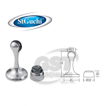 SGDS-03/SN ST GUCHI DOOR HOLDER MAGNETIC