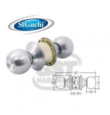 SGCD-V3000/60MM/SS/ET ST GUCHI CYLINDRICAL LOCK (V/PACK)